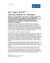 PR AVL Team SUITE ­  Success Based on Interplay.pdf