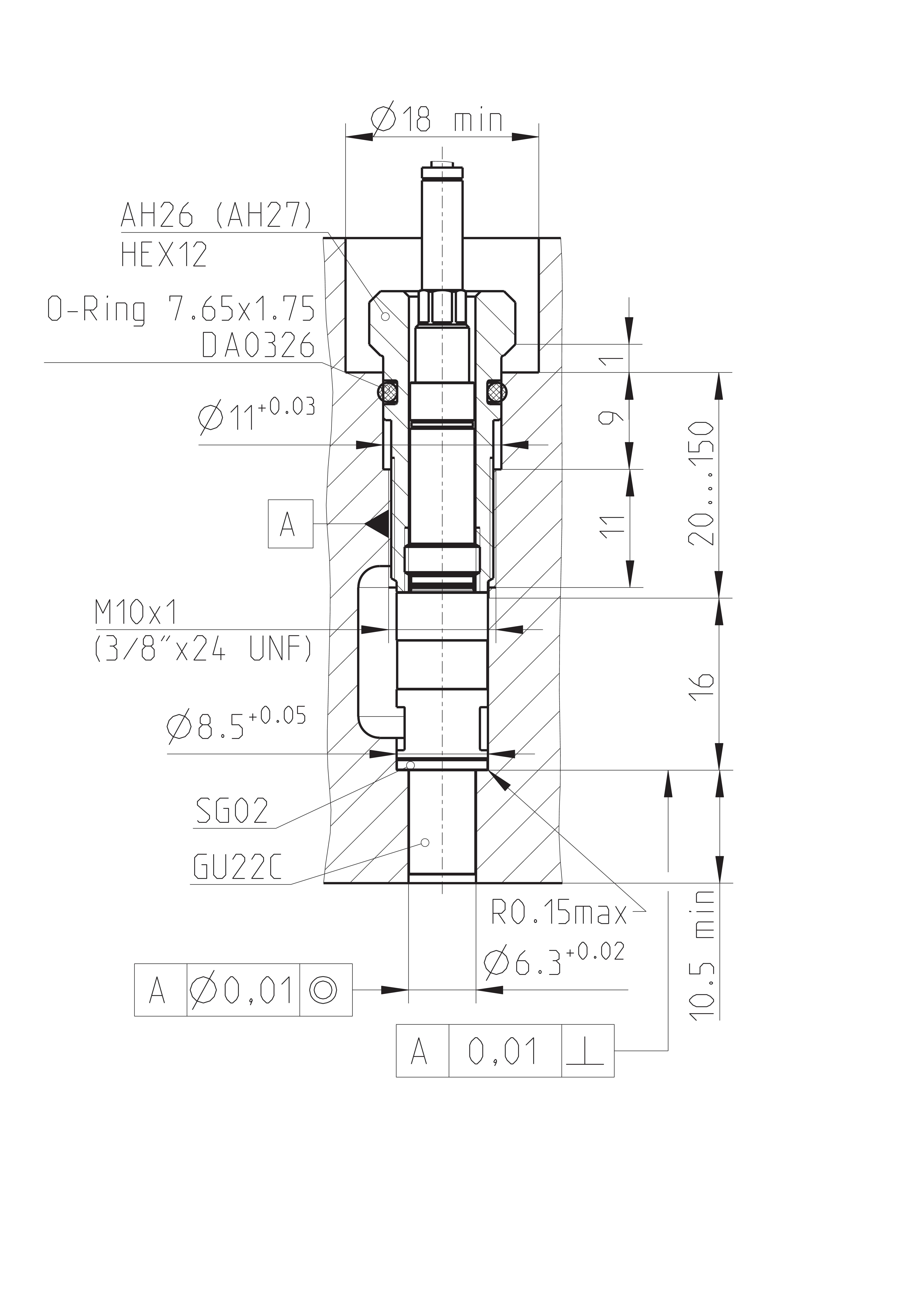 gu22c - pressure sensors for combustion analysis