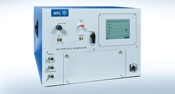 AVL Particle Generator - Emission Measurement - avl.com