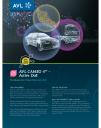 AVL CAMEO 4™ Solution Sheet - Active DoE