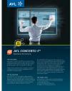 AVL CONCERTO 5™ - Solution Sheet