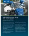 Advanced Calibration for Driveability