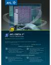 AVL CRETA 5™ Solution Sheet - Agile Calibration