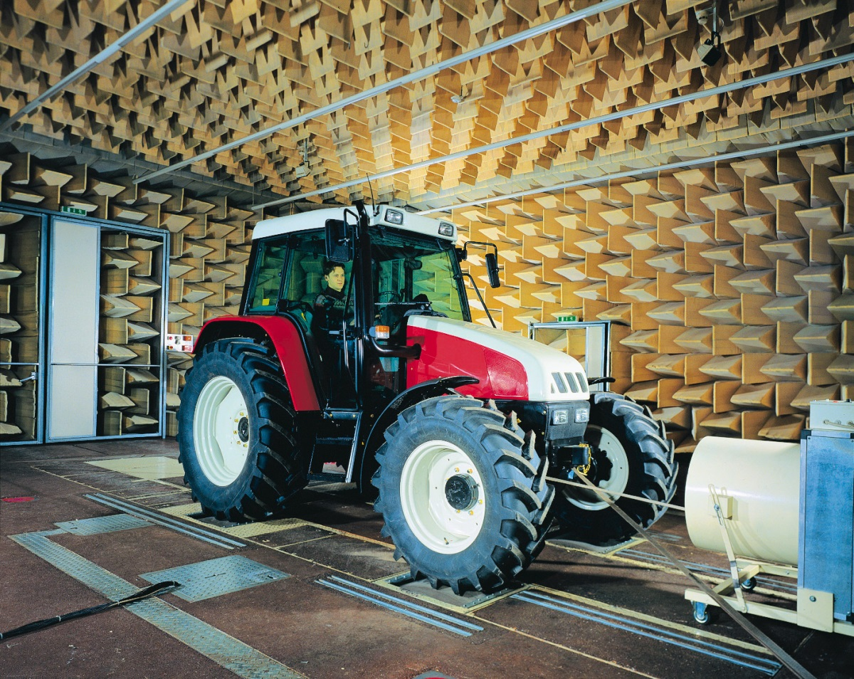 Tractor Nvh Analysis And Assessment Nvh Acoustic