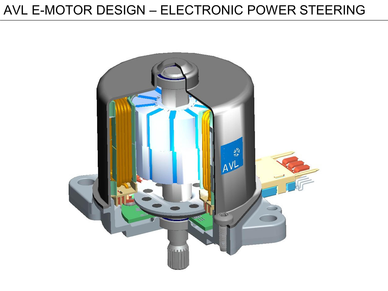 E Motor Design E Motor Design