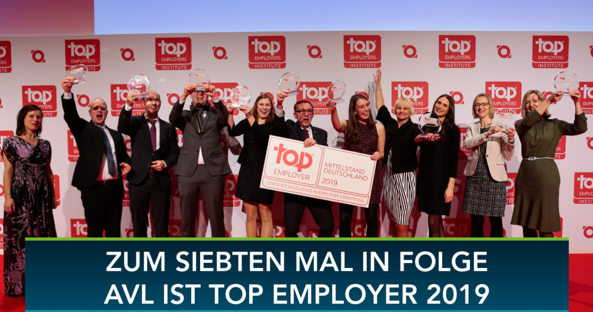 Top Employer 2019 - Post